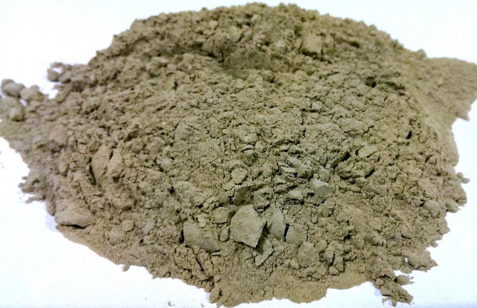 Benonite clay