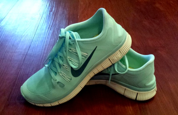 4817d34e4793 Fashion Finds  Nike Free 5.0+ Running Shoes