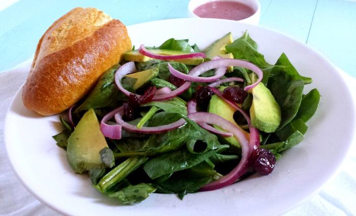 Cranberry Salad 8