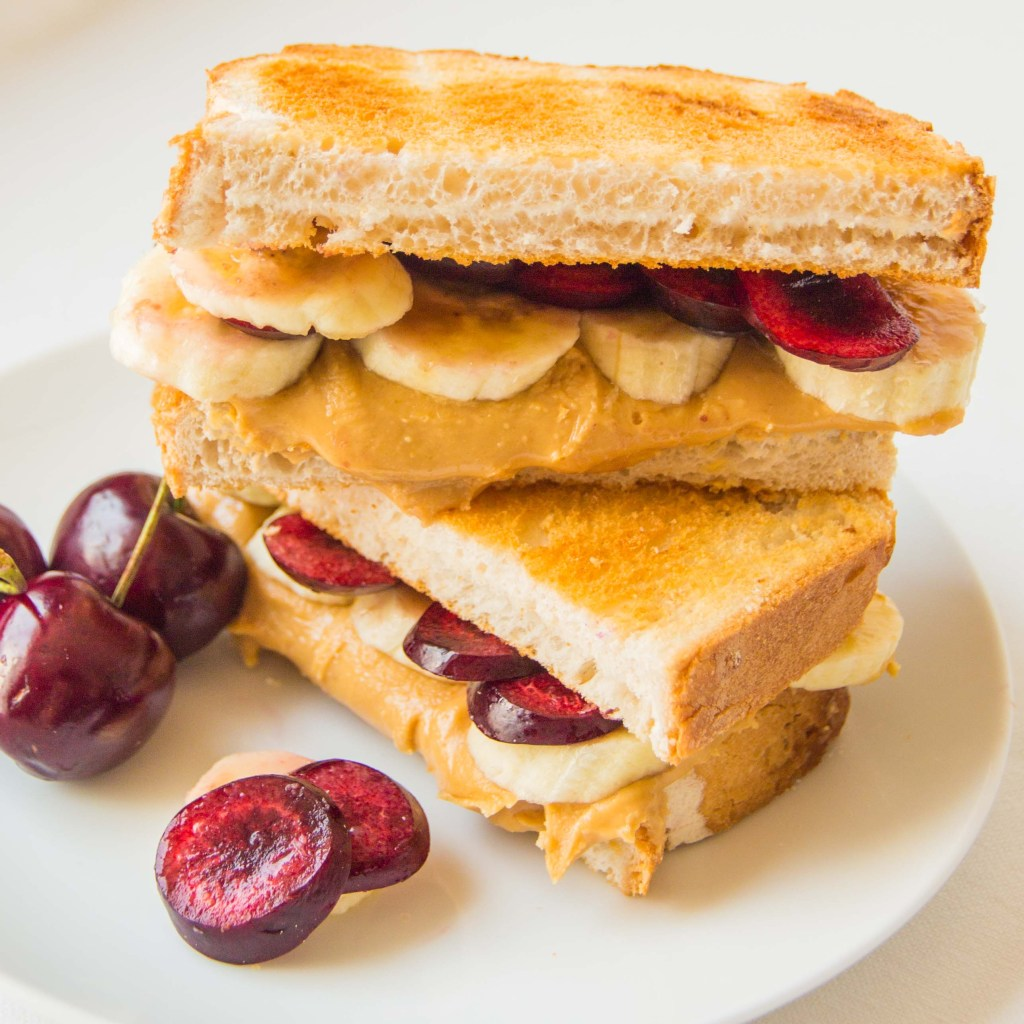 Peanut-butter-banana-cherry-toastie2