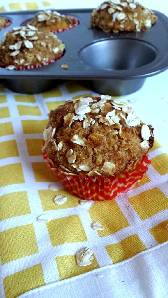 Pumpkin Banana Muffins 1