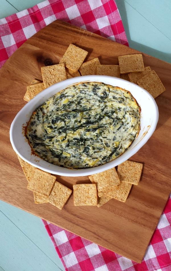 Spinach Artichoke Dip 2