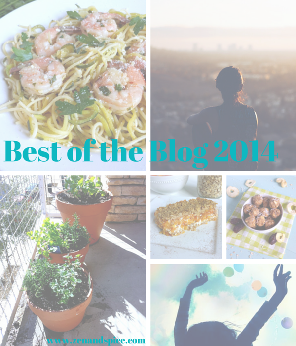 Best of the Blog 2014