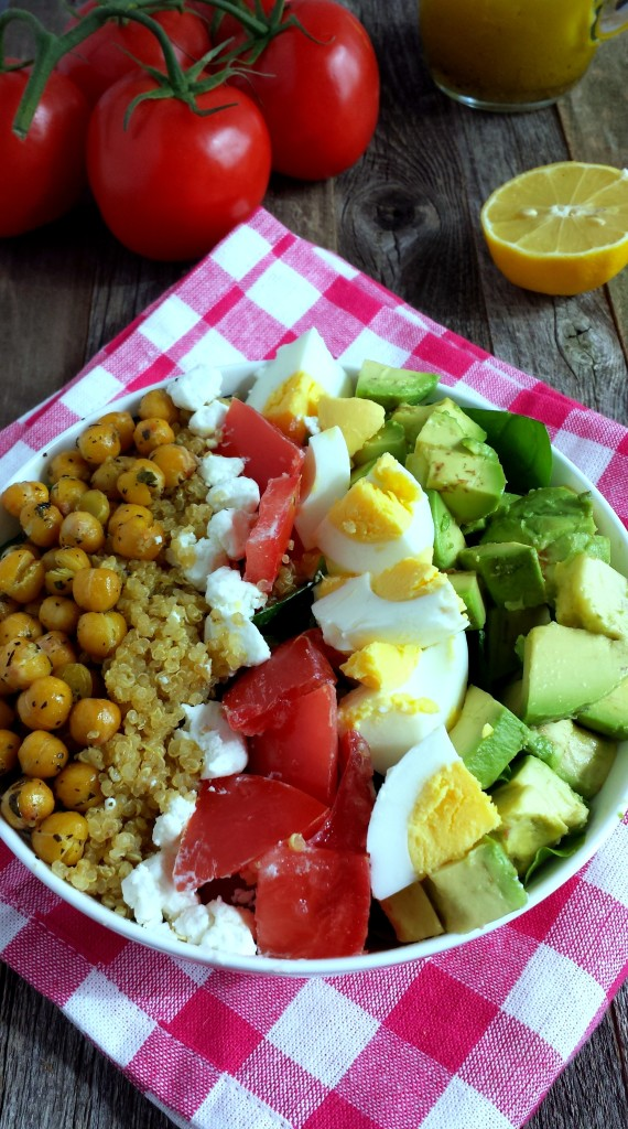 Chickpea Cobb Salad 5