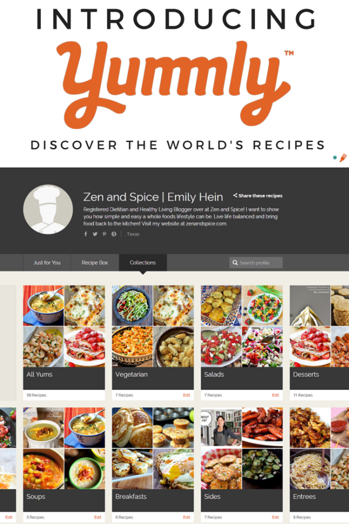 Introducing Yummly |zenandspice.com