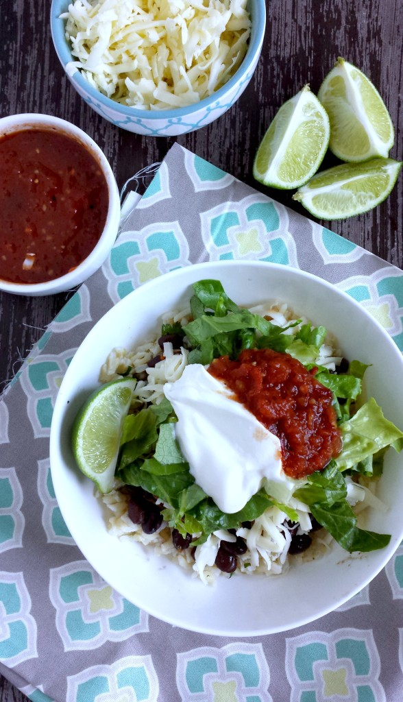 Make-Your-Own Chipotle Barbacoa Bowl|zenandspice.com