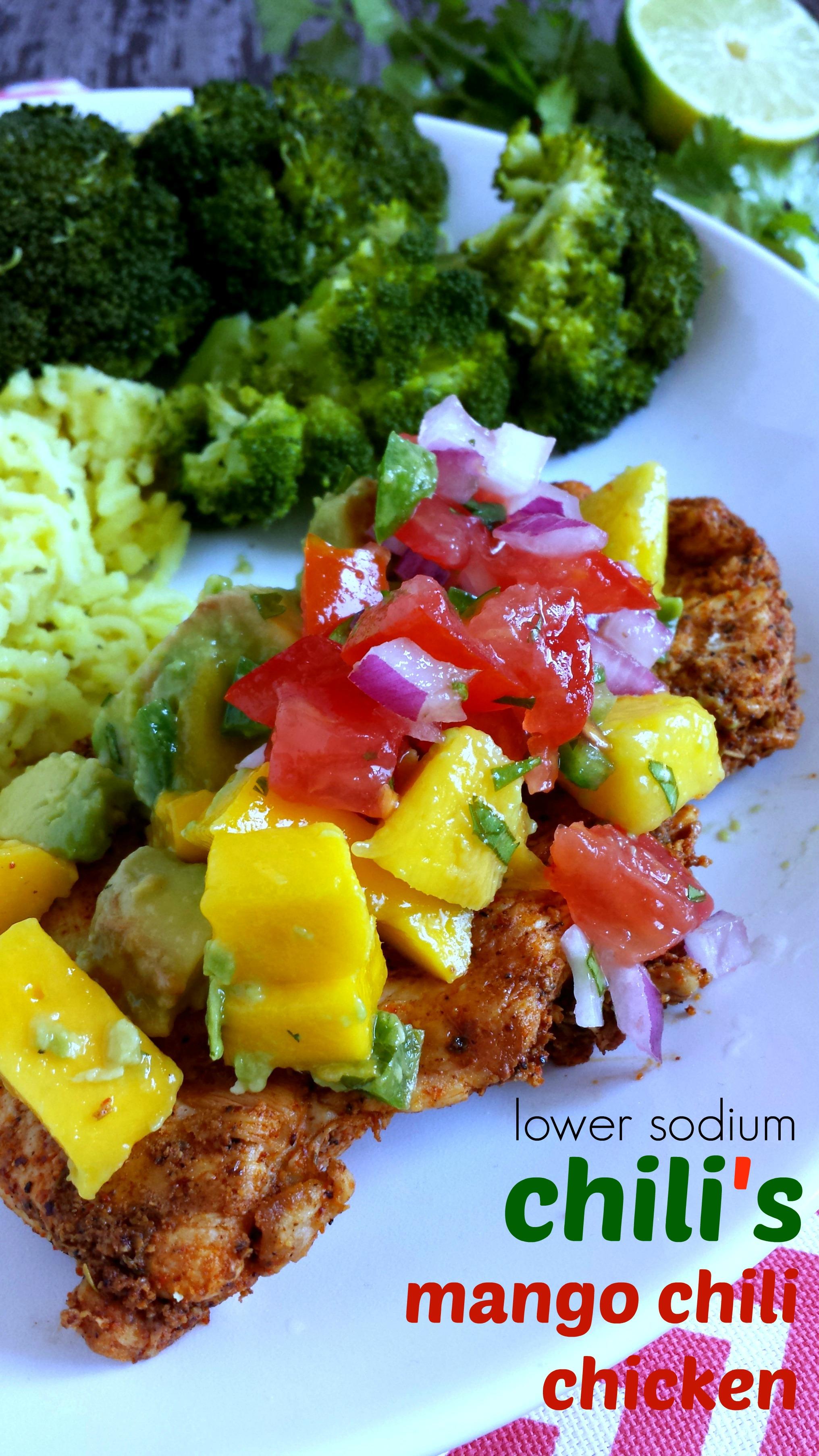 Mango Chili Chicken Pinterest