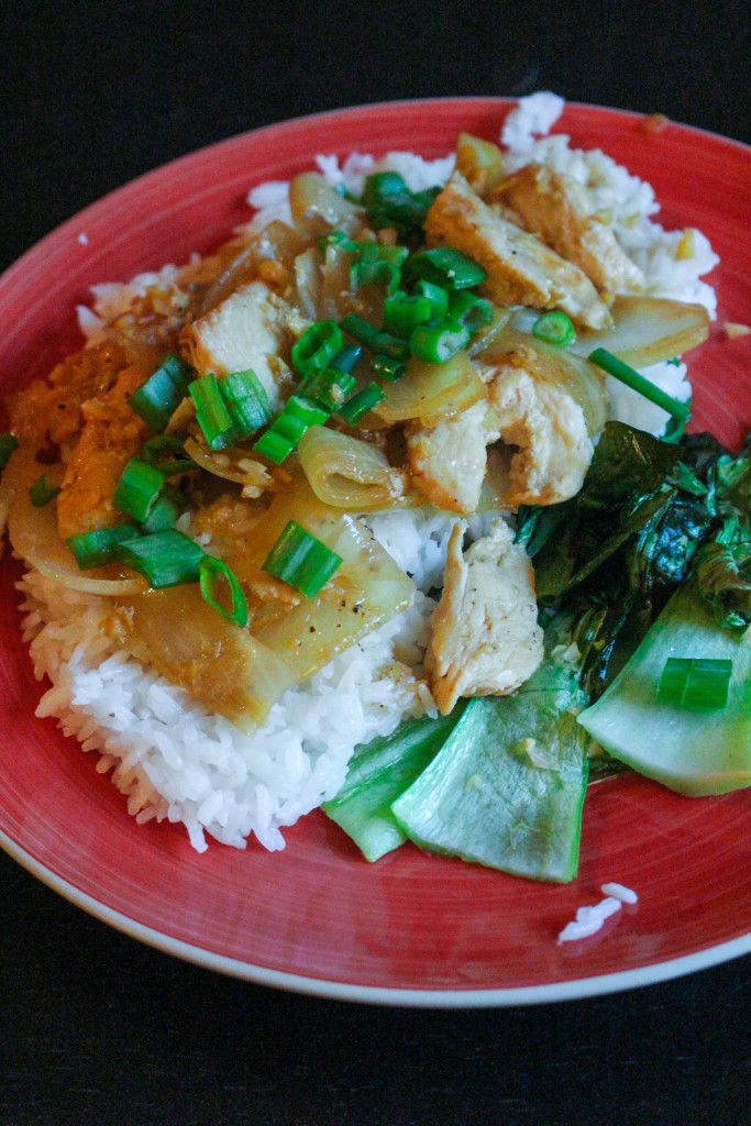 Adobo Style Chicken, Blue Apron Review | Zen & Spice