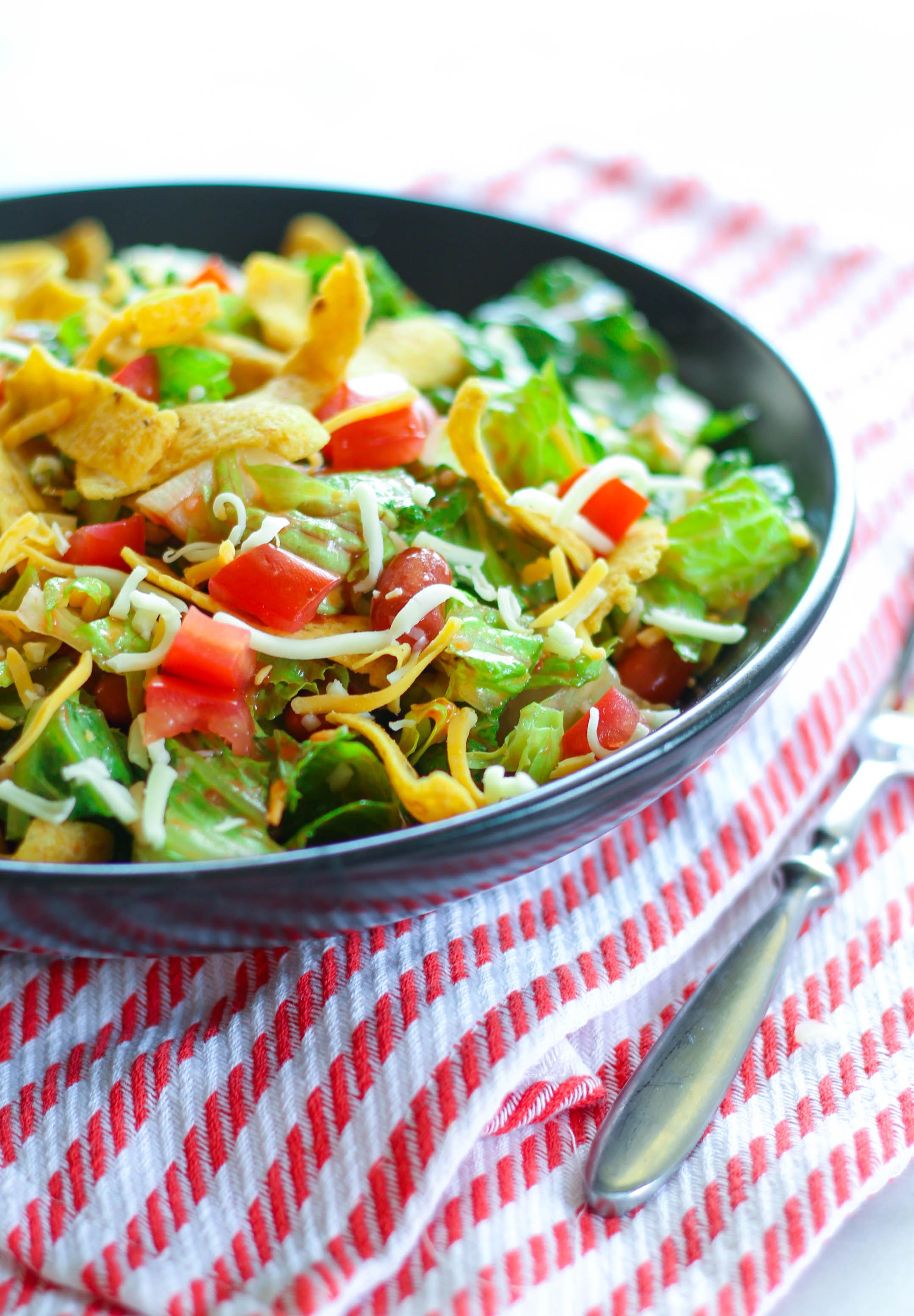 Taco Salad Recipe With Fritos