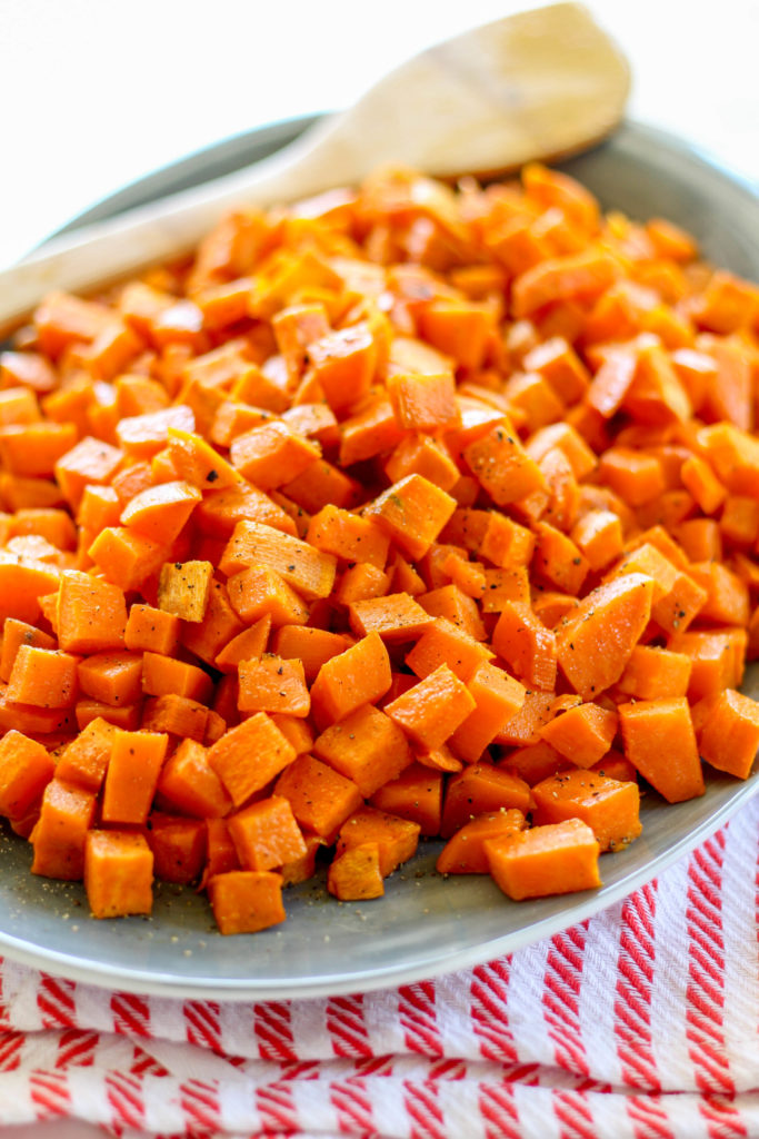 How to make: Roasted Sweet Potatoes | Zen & Spice