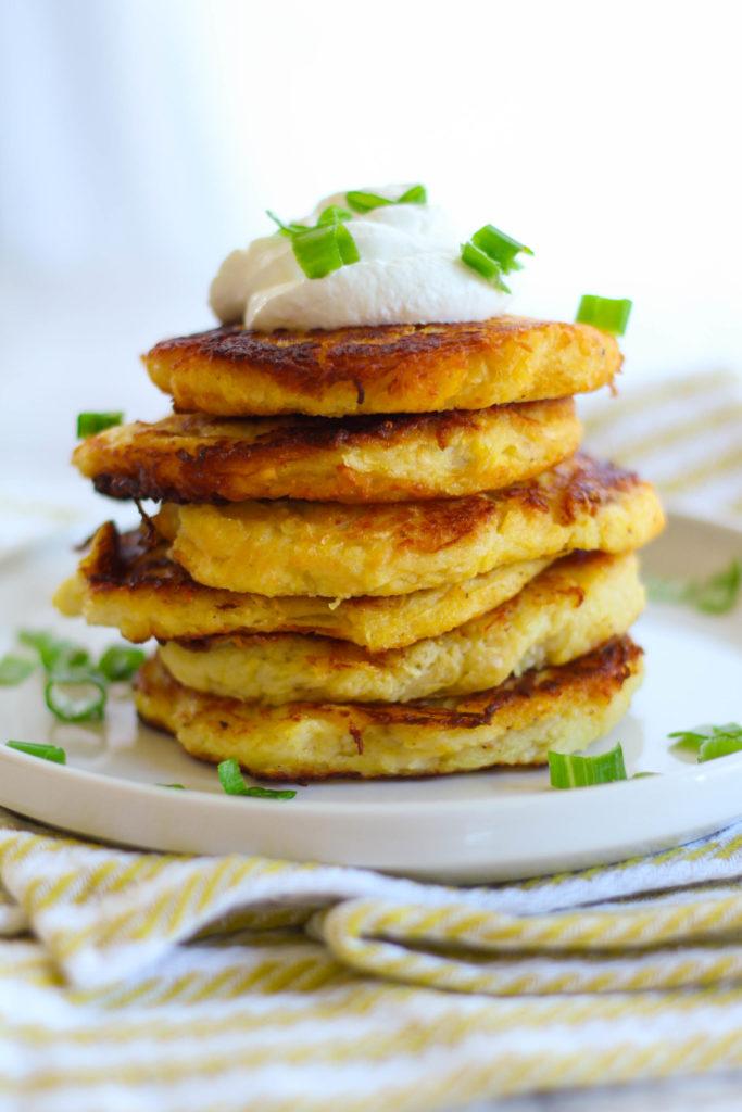 Spaghetti Squash Pancakes   Zen & Spice