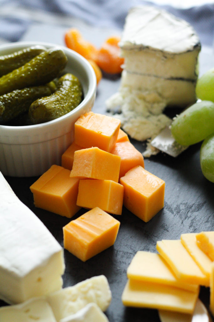 How to Build a Holiday Cheese Board | Zen & Spice