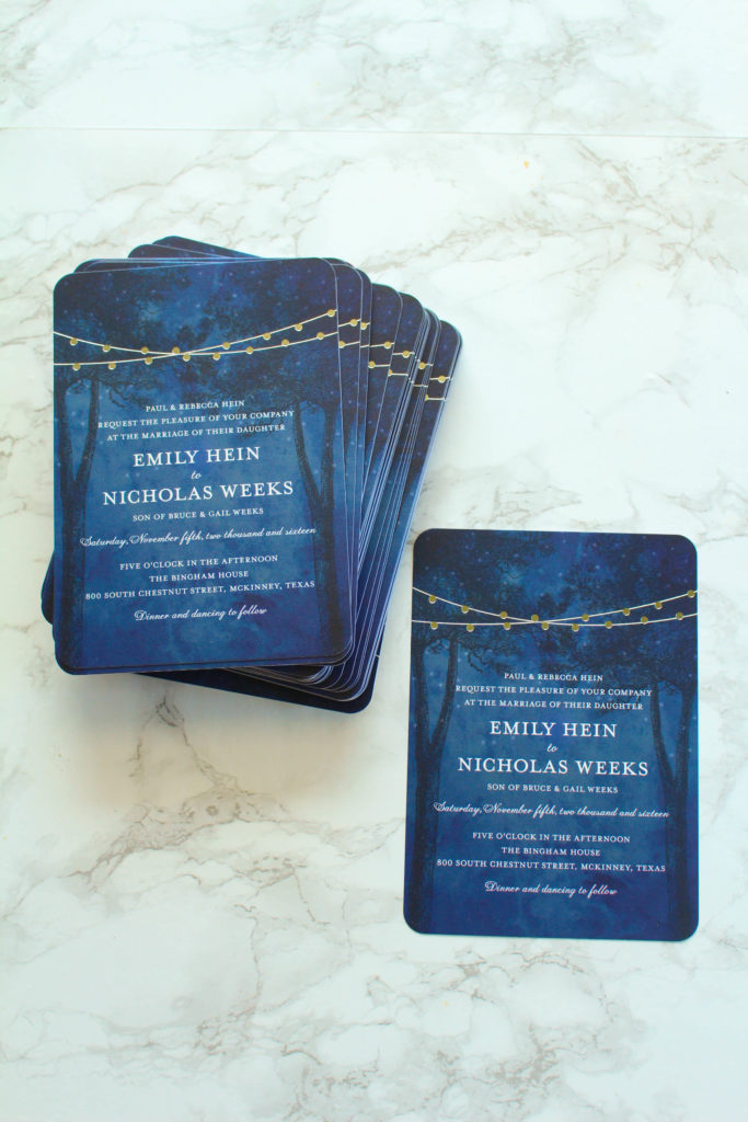 Choosing the Perfect Wedding Invitation | Zen & Spice