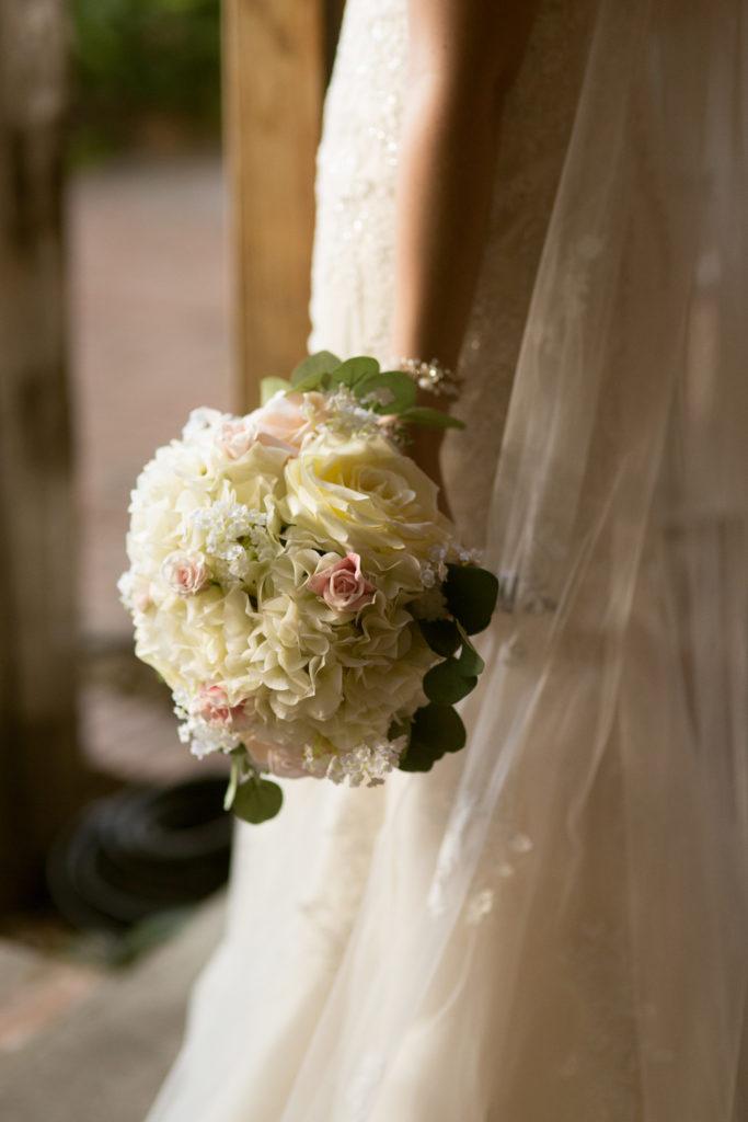 How to Make a Silk Flower Bridal Bouquet - Zen & Spice