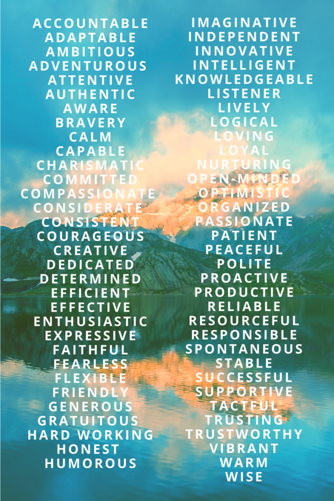 65 Traits to Compliment That Aren't About Our Physical