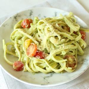 square avo pasta