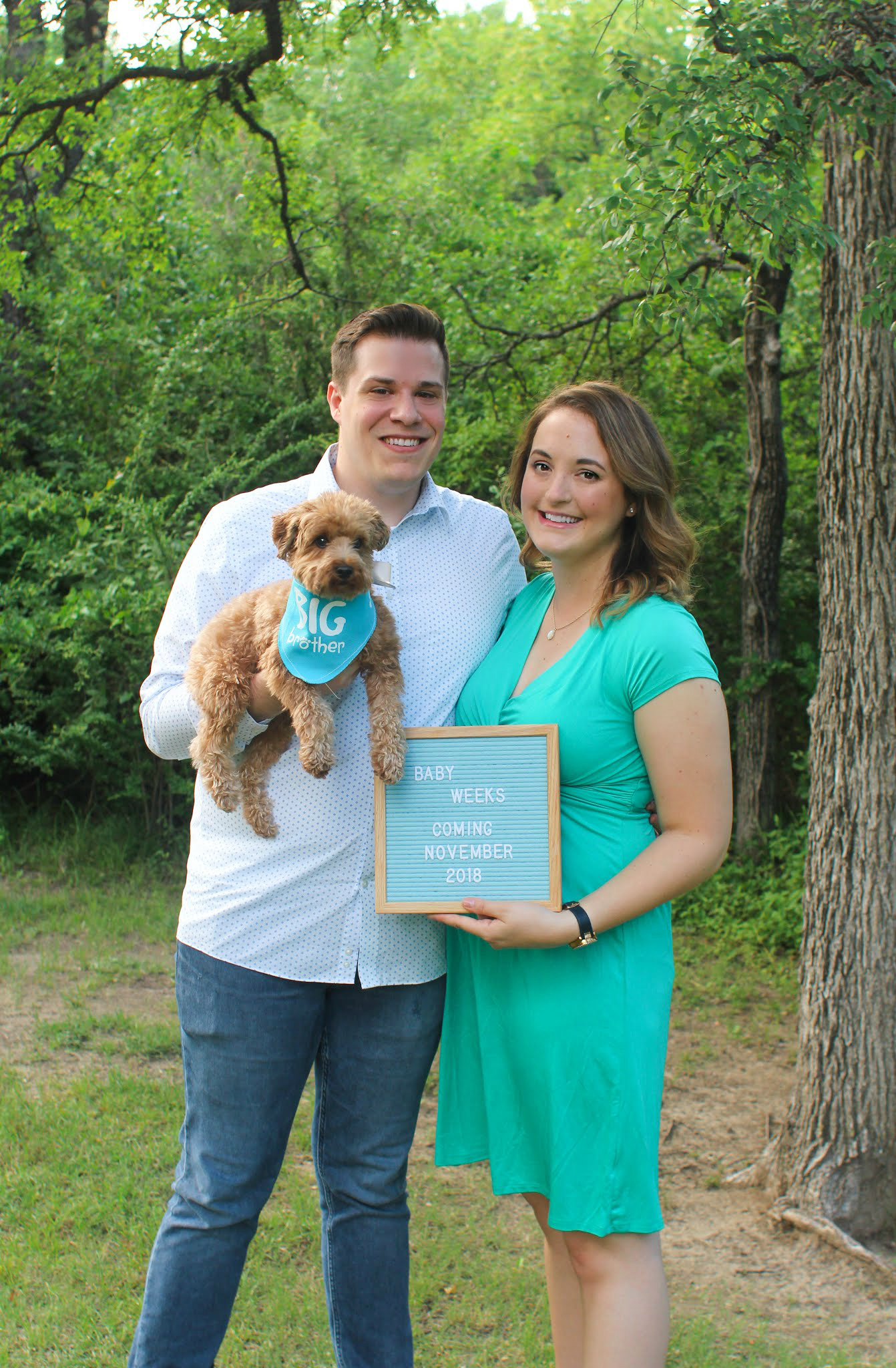 We're Expecting! The First Trimester - Zen & Spice
